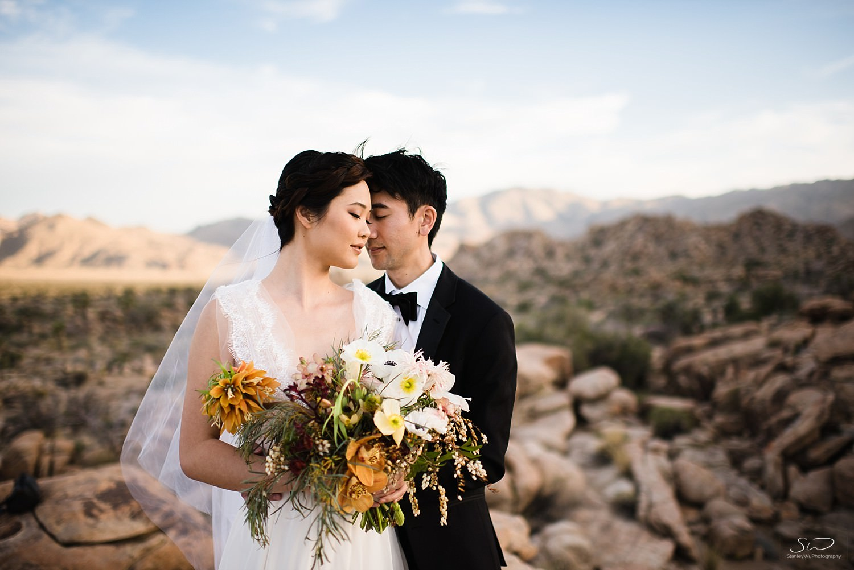 | Joshua Tree Desert Wedding, Engagement, Elopement, Adventure Inspiration