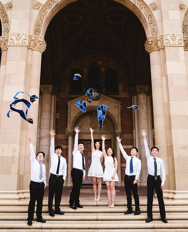 All of your hard work has paid off and now it's time to graduate!! 👨‍🎓🎉👩‍🎓  - Interested in a session? Fill out the inquiry form on my website for more info, link in bio. - - #losangeles #graduationportraits #graduation #grad #laportraitphotographer #laweddingphotographer #ucla #usc #uci #lmu #pepperdine #csula #ucr #ucberkeley #csulb #csun #classof2019 #seniorportraits #college