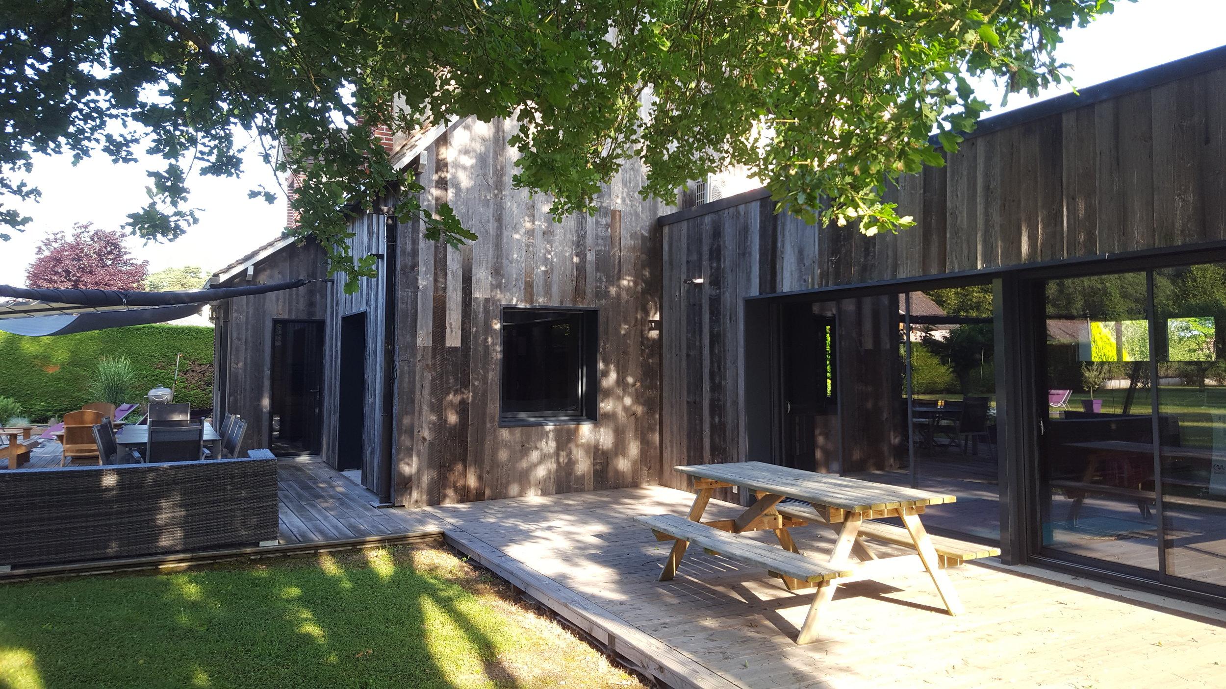 Constructeur Maison En Bois Loir Et Cher néomenuiserienÉomenuiserie bÂtisseurs de maisons bois