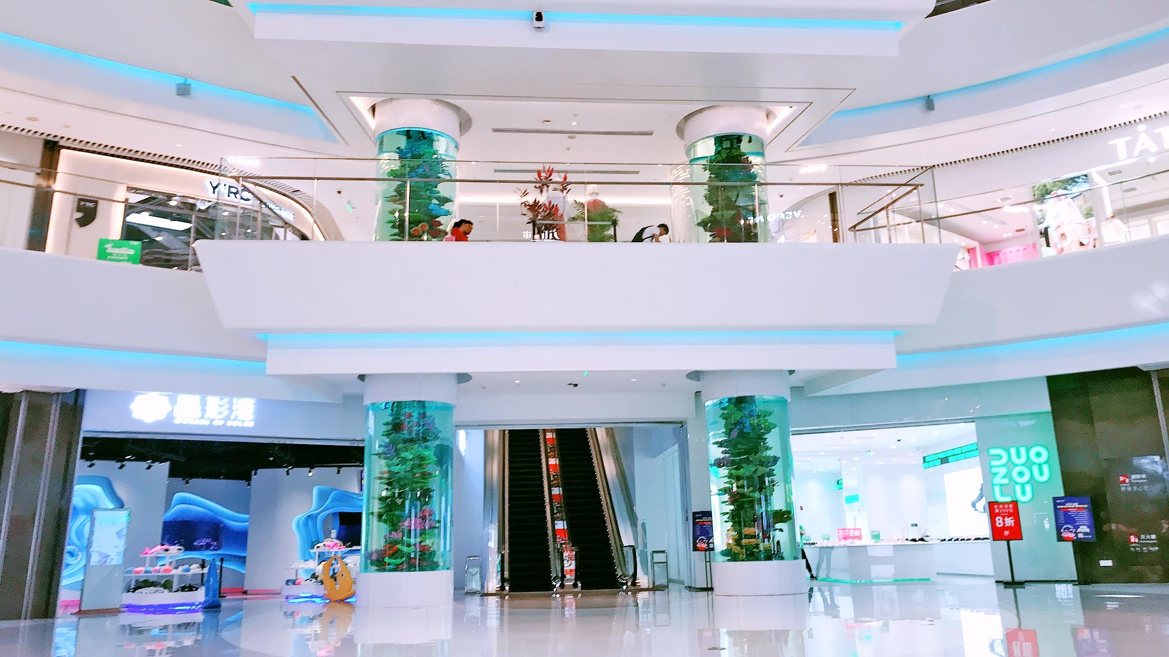 Cylinder Aquariums 2