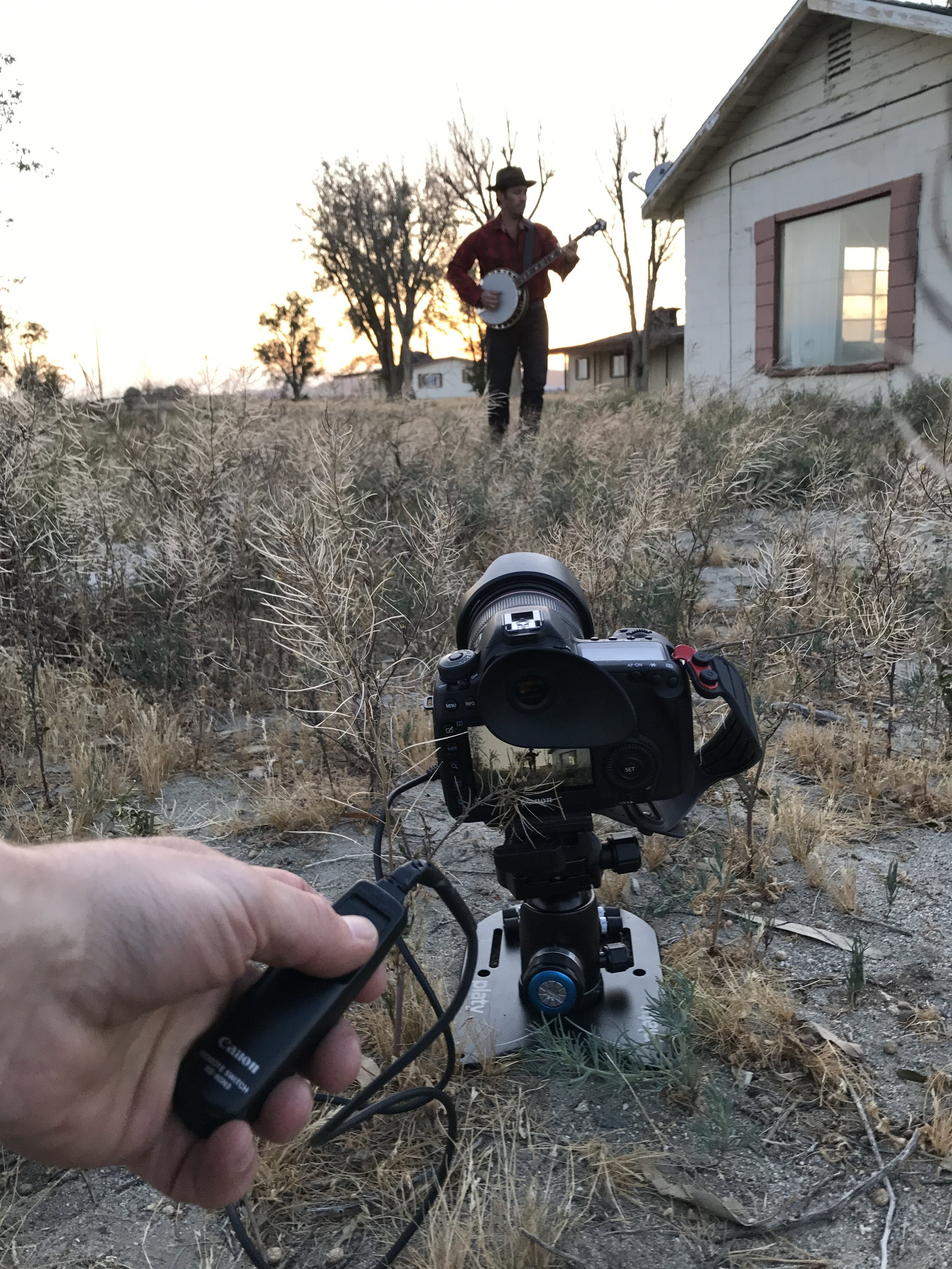 When it comes to low-light conditions, having a quick and easy way to set your camera to being totally sturdy © Ian Spanier Photography 2017