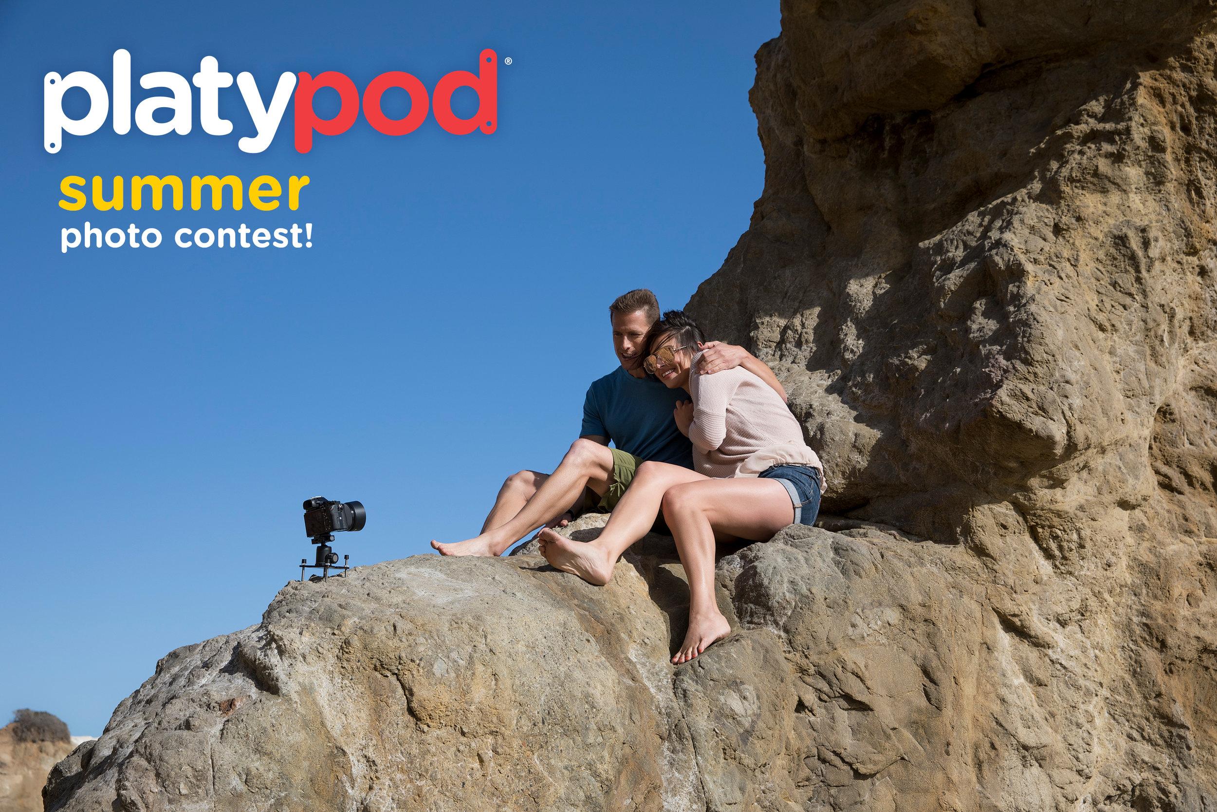 Platypod Summer Photo Contest
