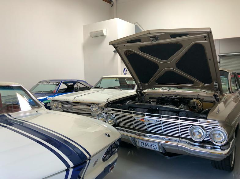 A Garage Full of Classics