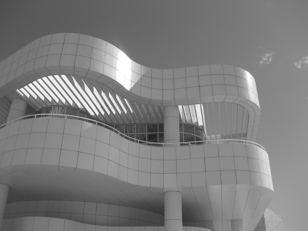 "Pictured: The Getty Museum; Picture Credit:  ""The Getty""  by  Bexx Brown-Spinelli . Used under  CC BY-ND 2.0 ."