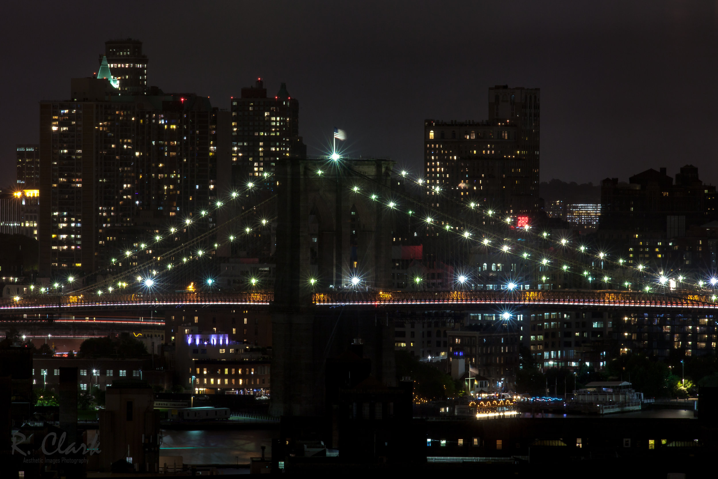 Rob Clark Brooklyn Bridge NYC