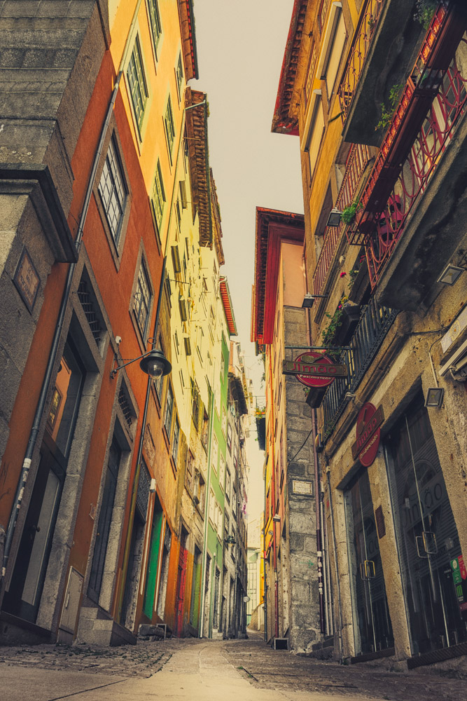 Portugal Street by Gilmar Smith
