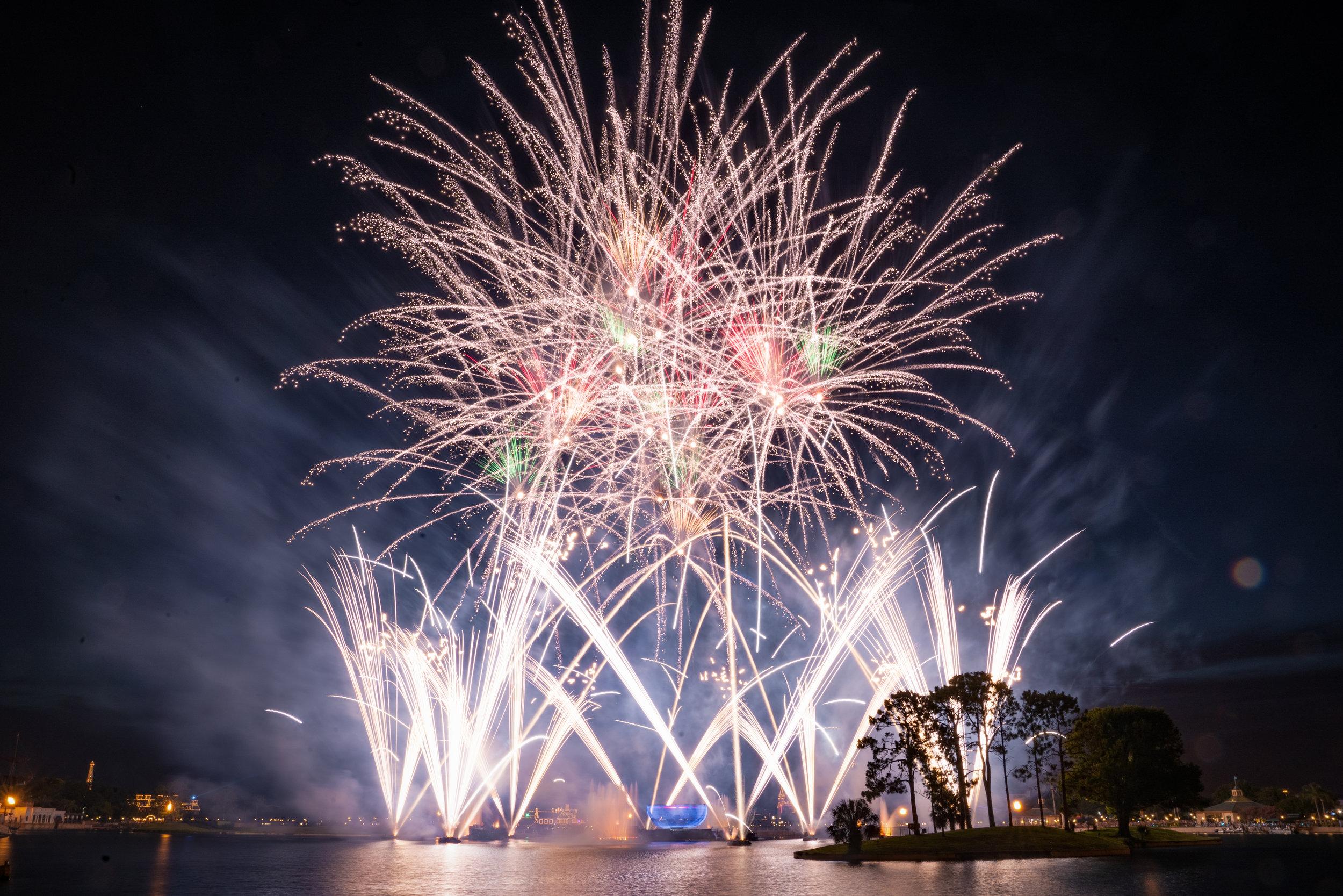 firework long exposure 2