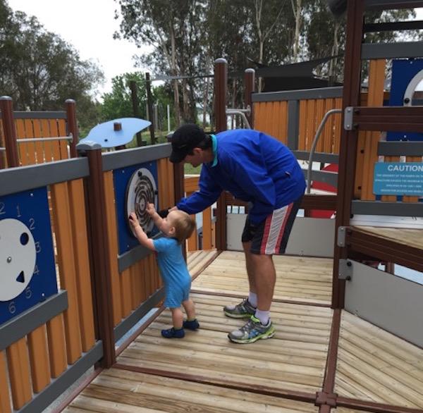 Boundless playground