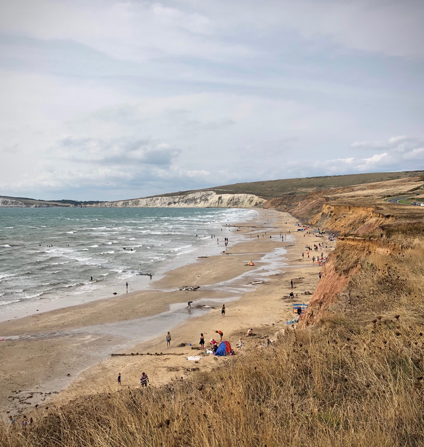 Compton Bay  by Amanda Wright - Winner of the Pietruski Trophy