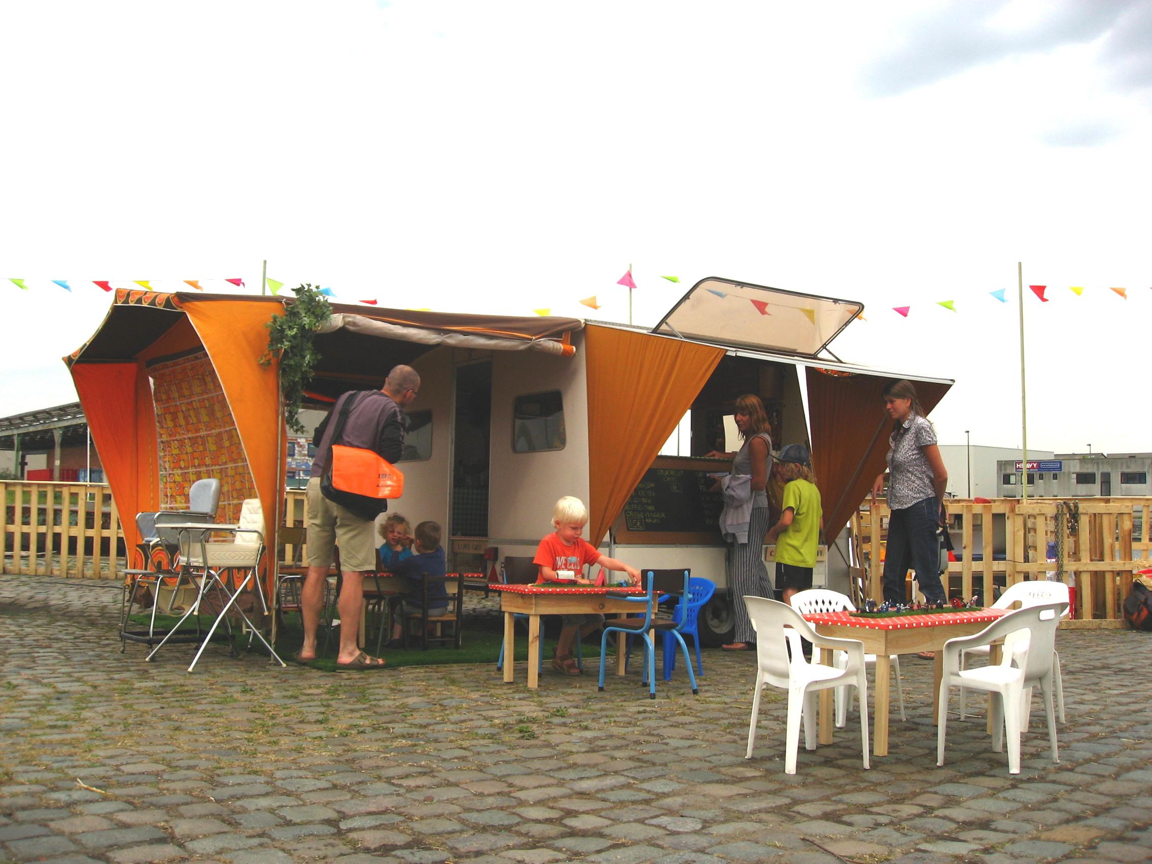 Campo Cadiz sfeerbeeld