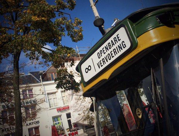 Tram DE LUX