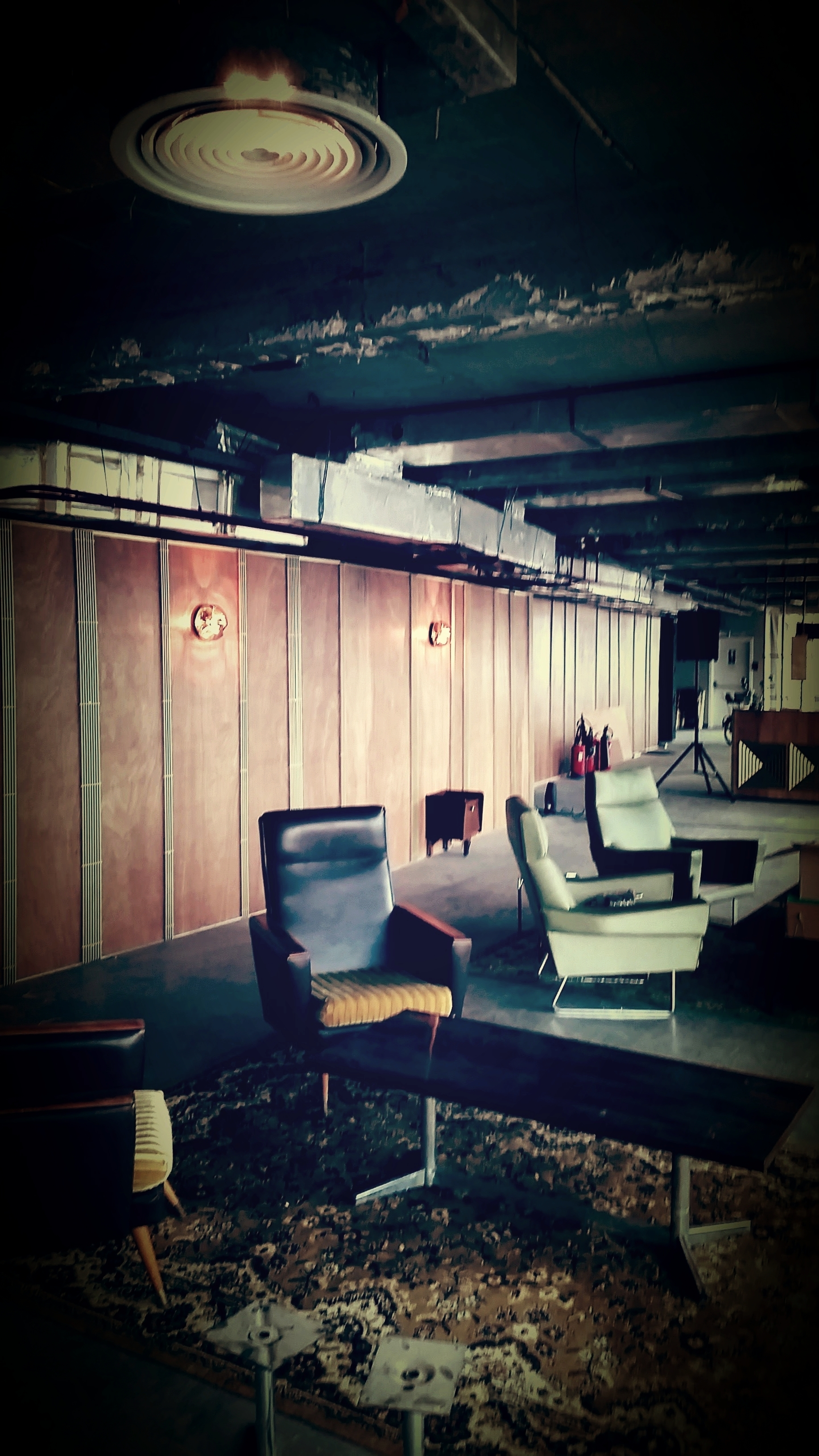 Bar Gloed interieur