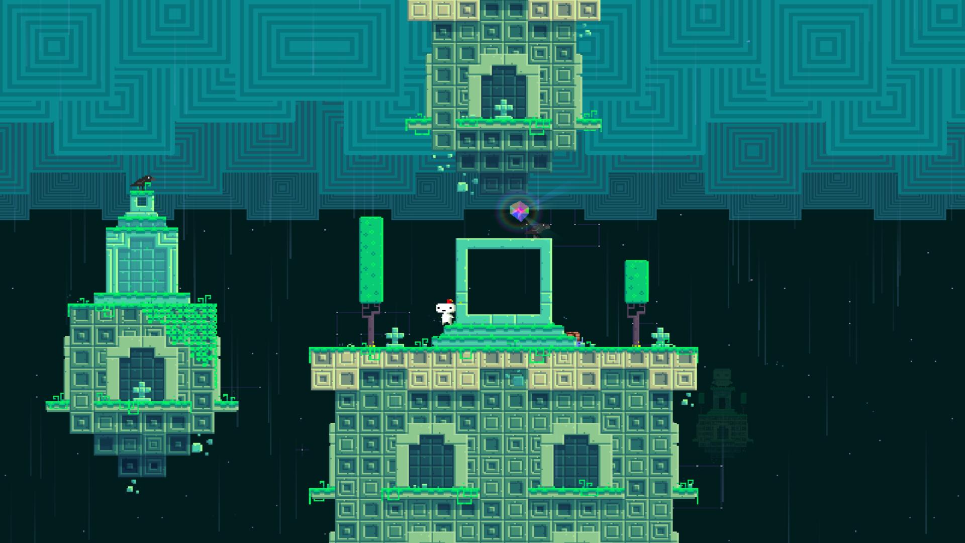 遊戲場景充滿古老文明的神秘美感