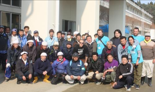 Coordinate Locally - Volunteer Activity
