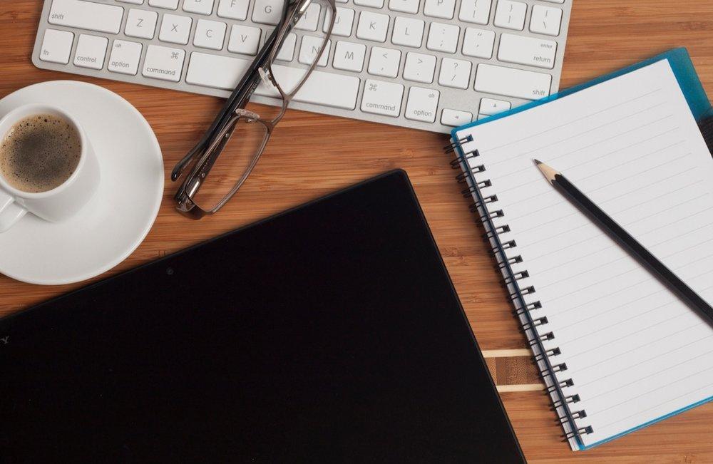 Editing & Proof Reading - Volunteer Activity