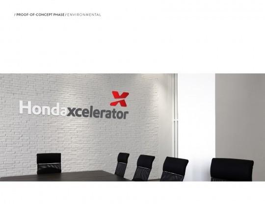 Honda Xcelerator Concept Phase