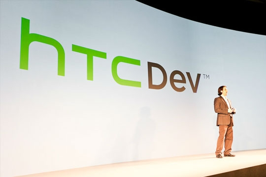 HTC Dev Presentation at Mobile World Congress