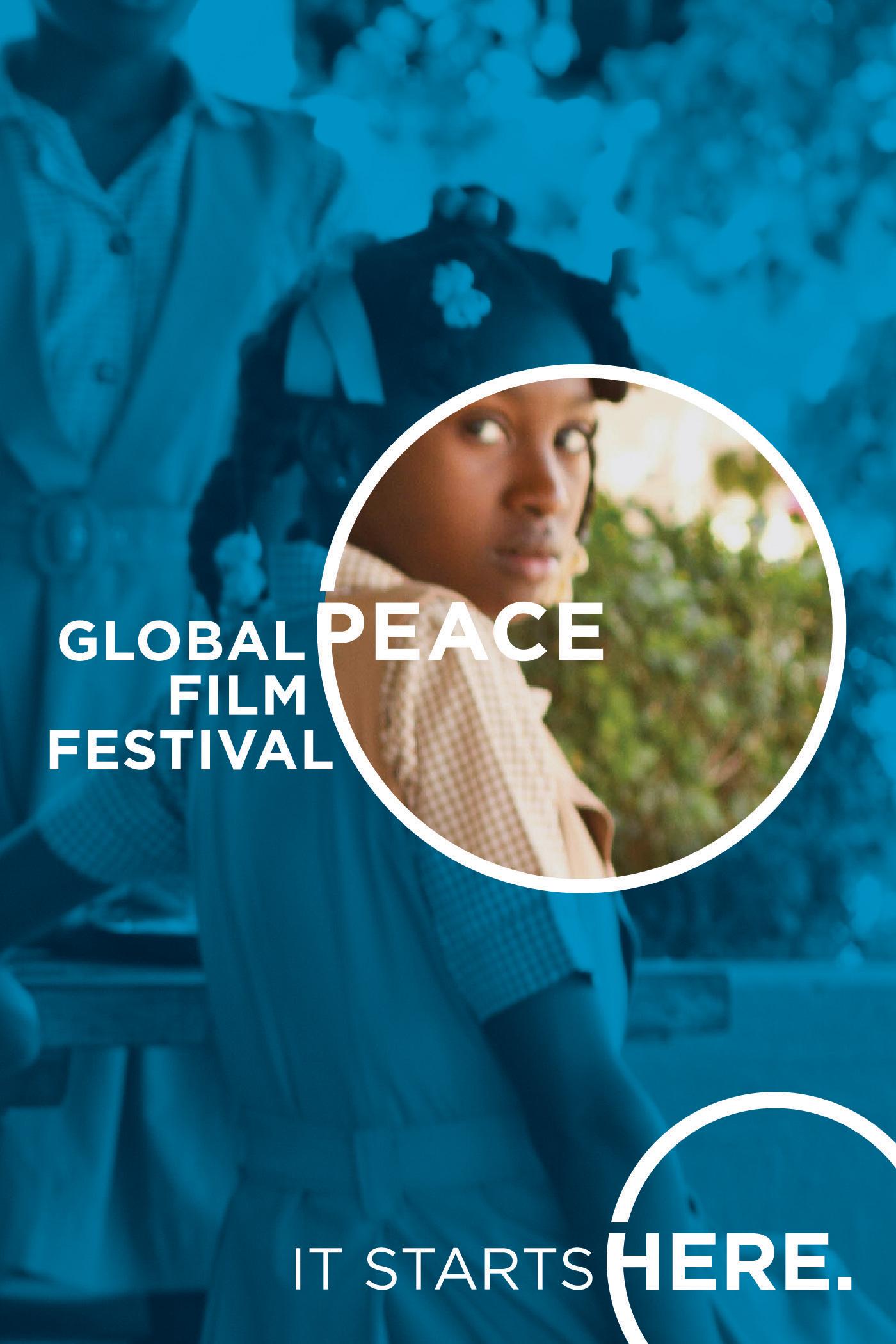 Global Peace Film Festival Poster