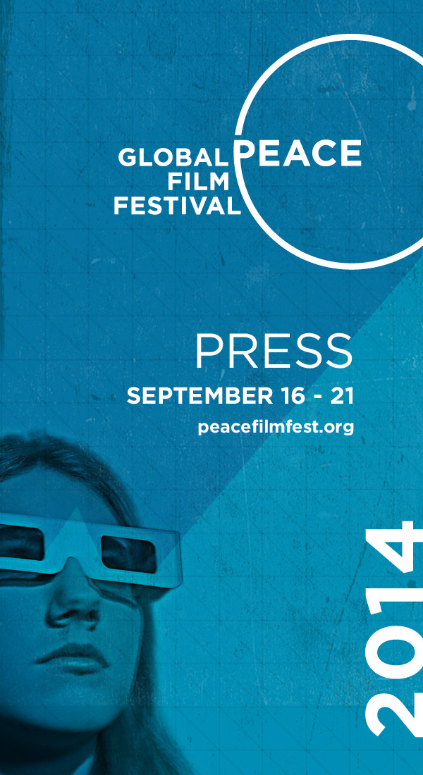 Global Peace Film Festival Press Pass