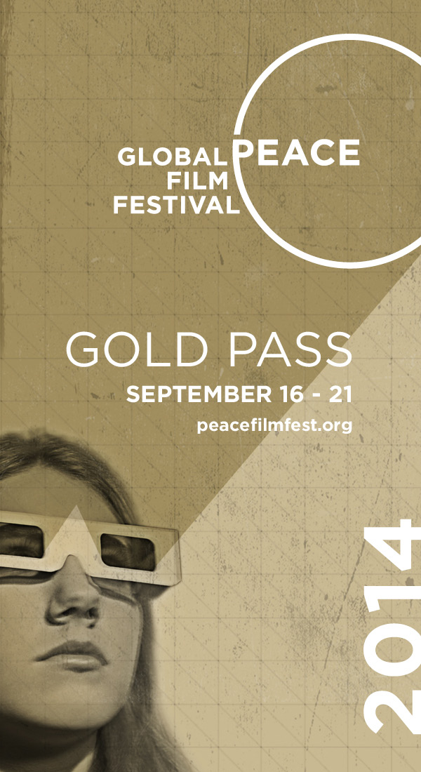 Global Peace Film Festival Gold Pass
