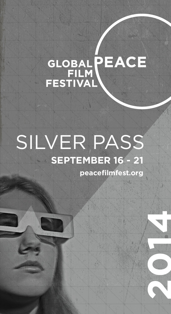 Global Peace Film Festival Silver Pass