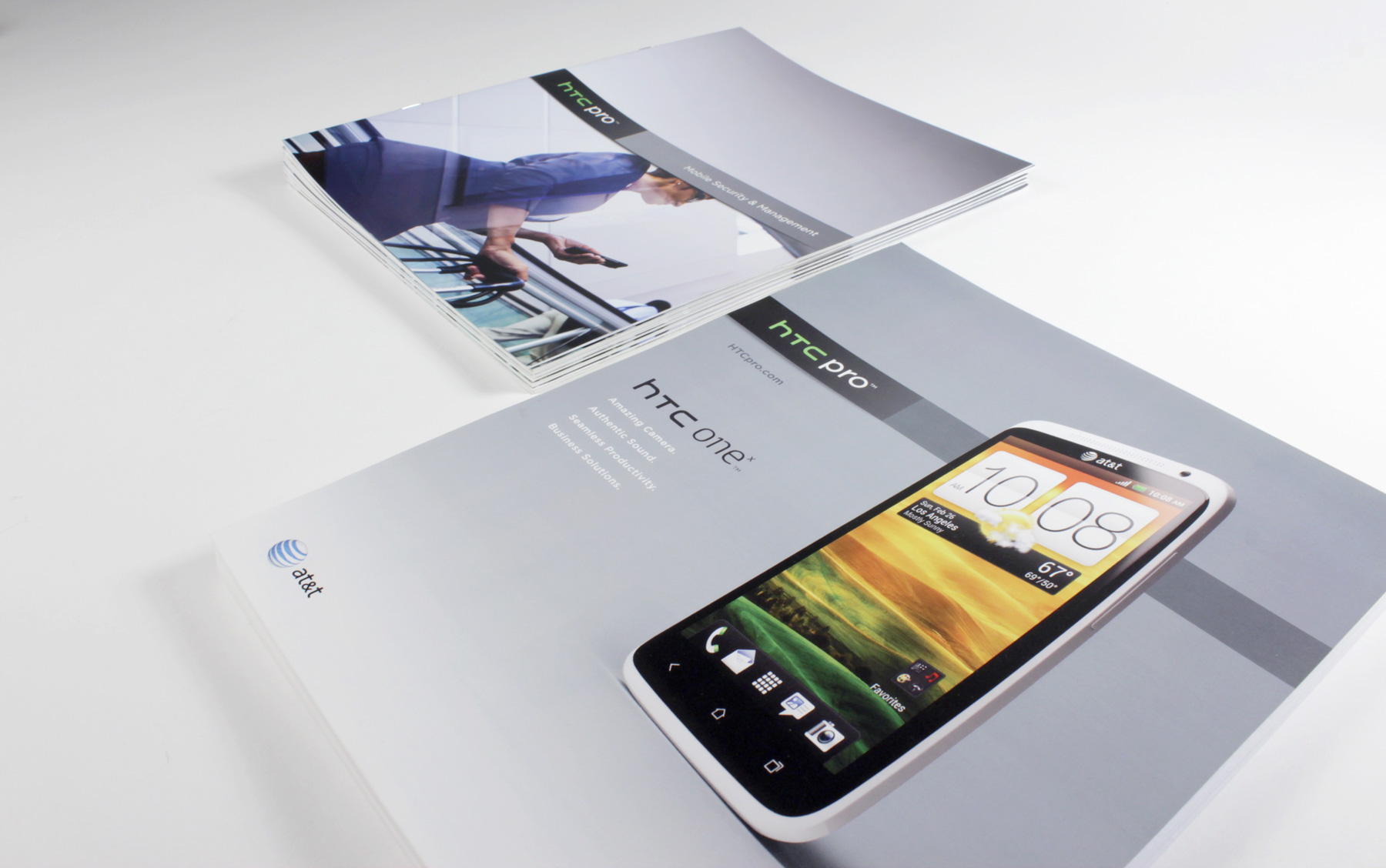 HTC Pro HTC One Model Manual