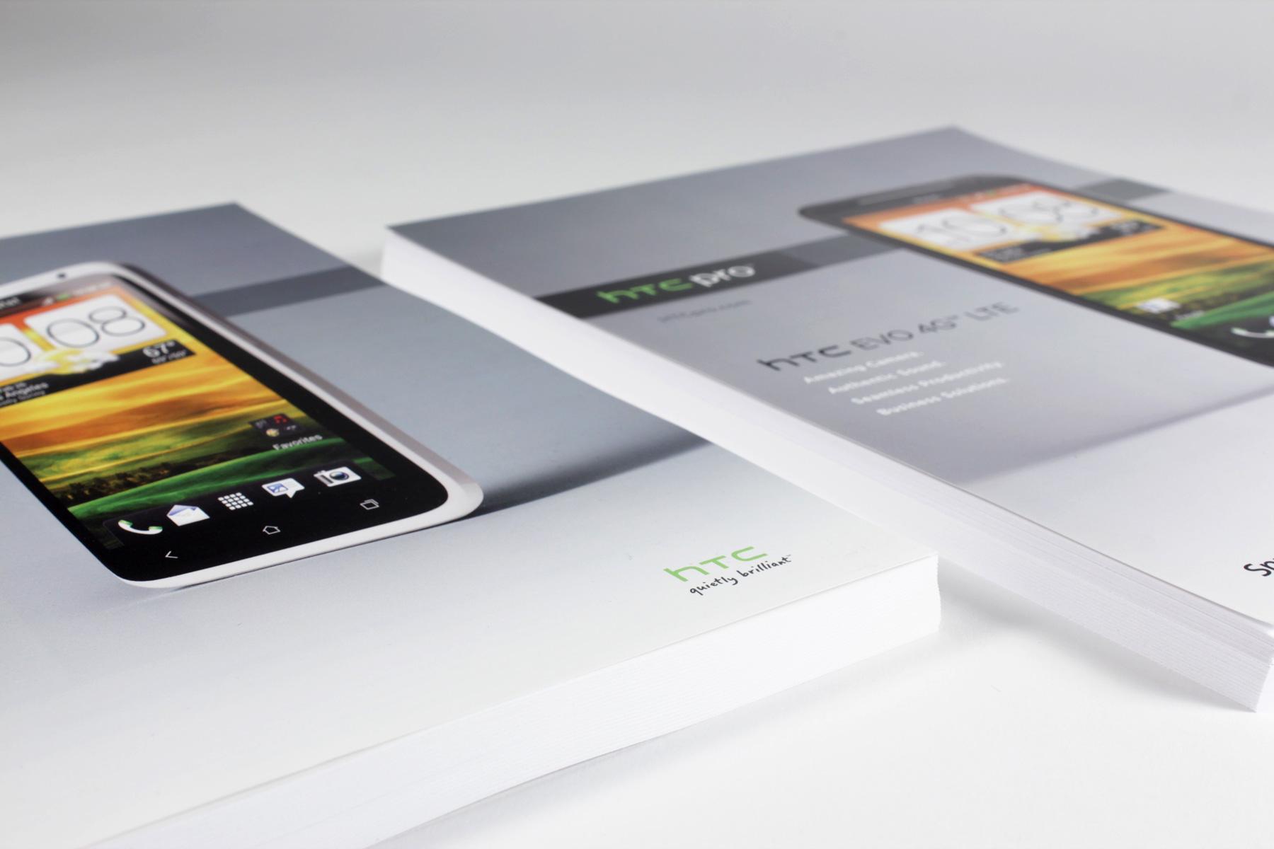 HTC Pro HTC Evo Model Manual