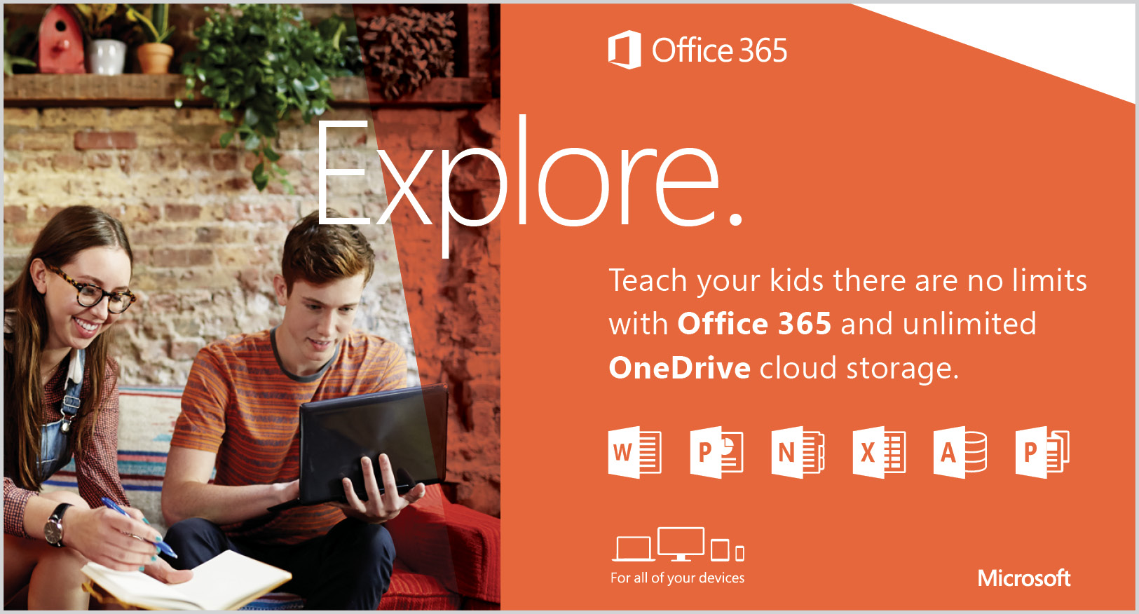 Microsoft Office 365 - Channel Card