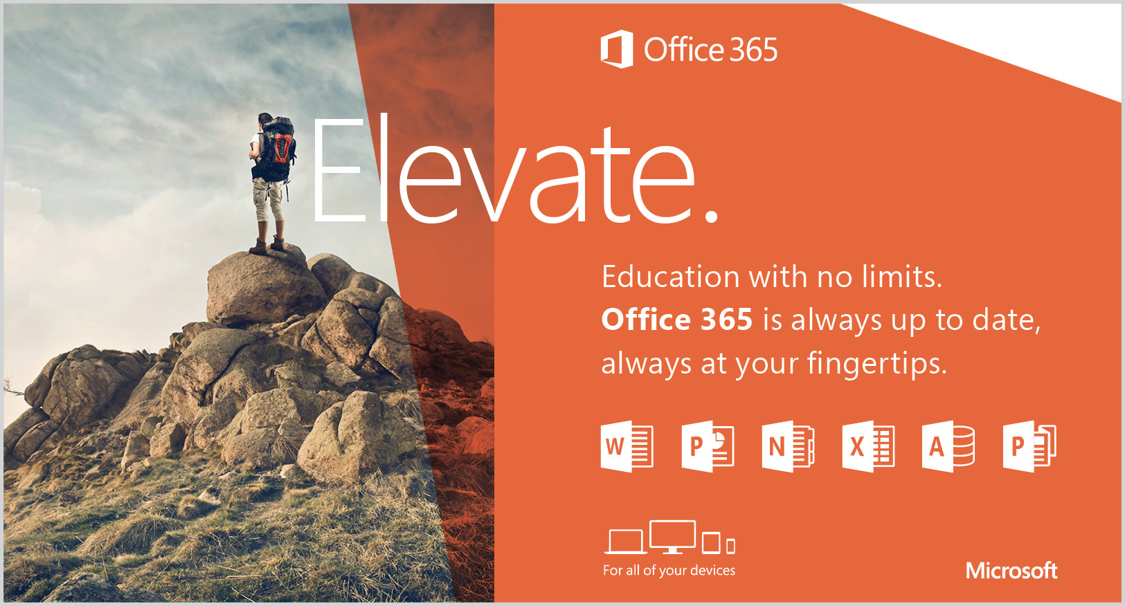 Microsoft Office 365 - Channel Card Point of Sale