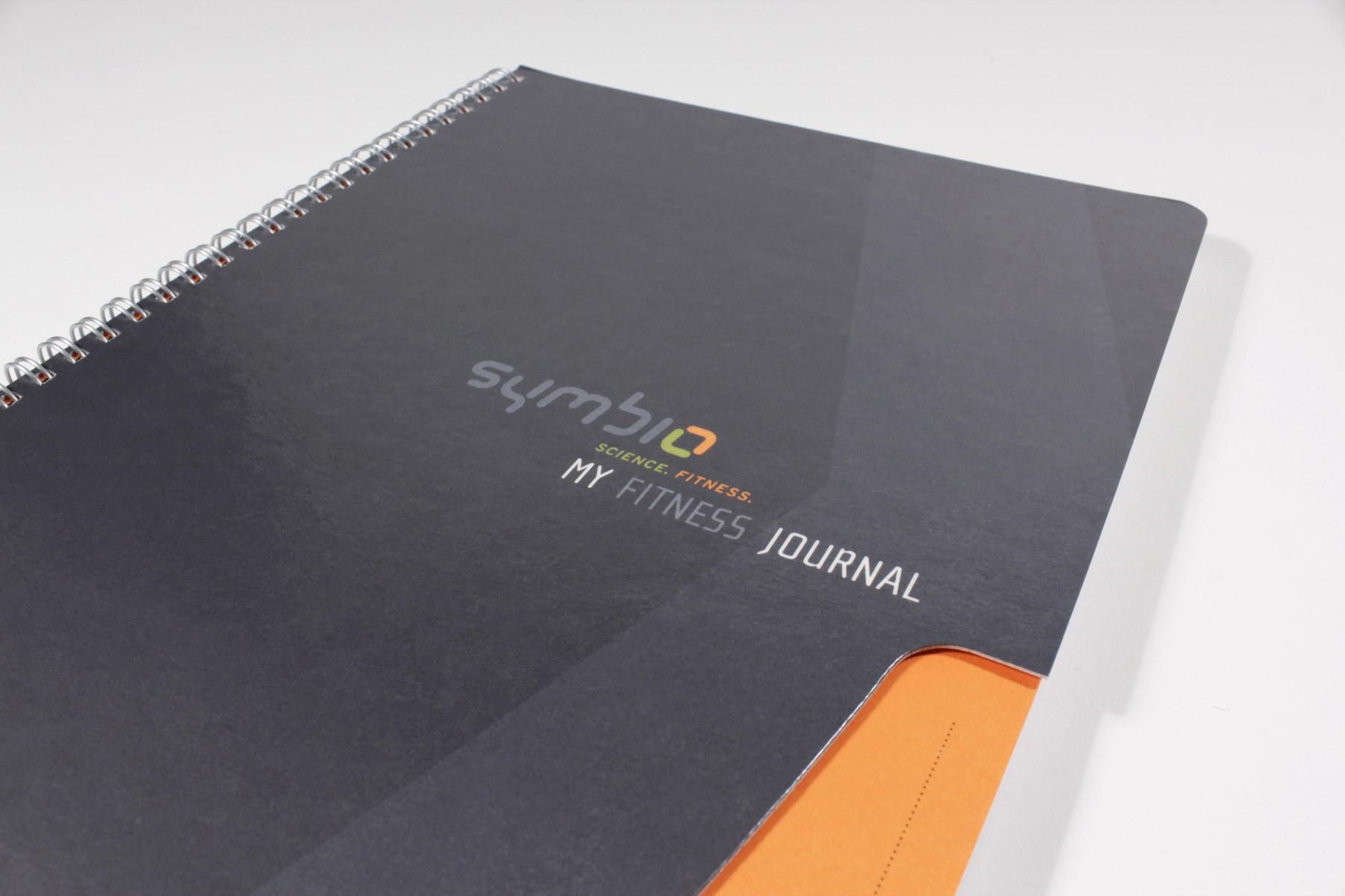 Symbio My Fitness Journal