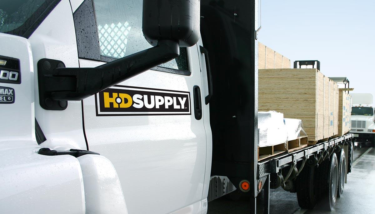 hd supply truck