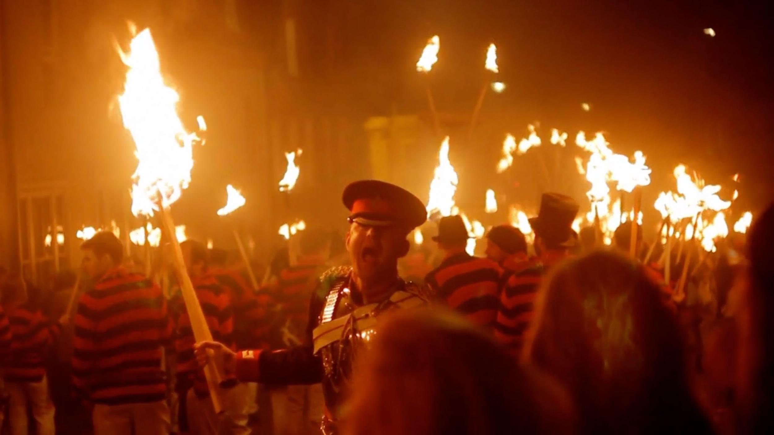 Lewes Bonfire