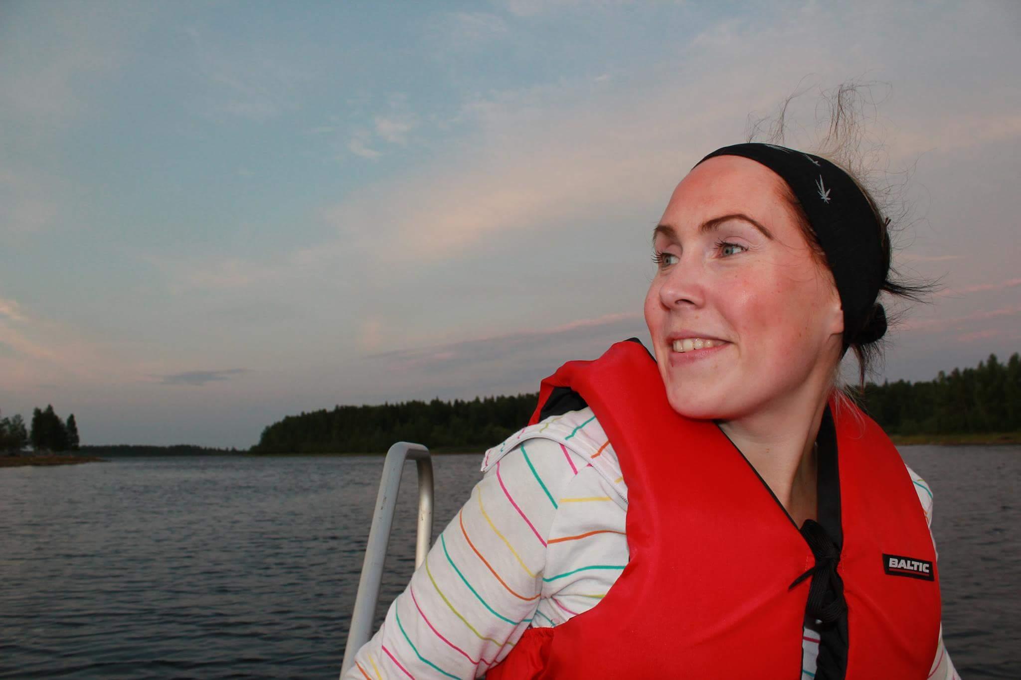 Mari Granholm, positiivinen psykologia