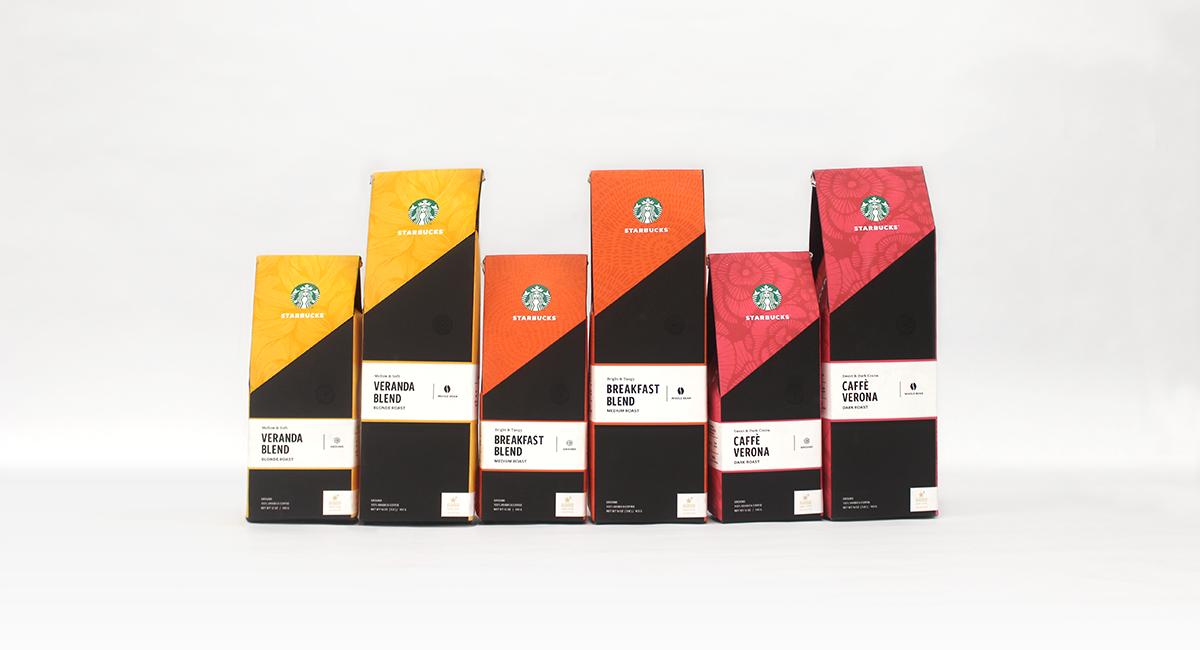 Starbucks Lineup V1