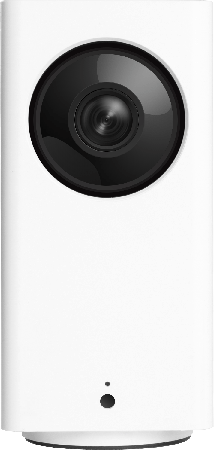 5) Wyze Cam Pan - This Wyze camera costs just $30. That's a ridiculously low price considering it has 1080p HD live streaming, free 14-day cloud storage and optional local storage. It works with Alexa and IFTTT and has motion detection zones, too. The Wyze Cam Pan can also listen for smoke and CO alarms and send you related alerts. You can't do much better than this camera if you're looking for a super affordable smart indoor security camera with a lot of features typically reserved for more expensive models.