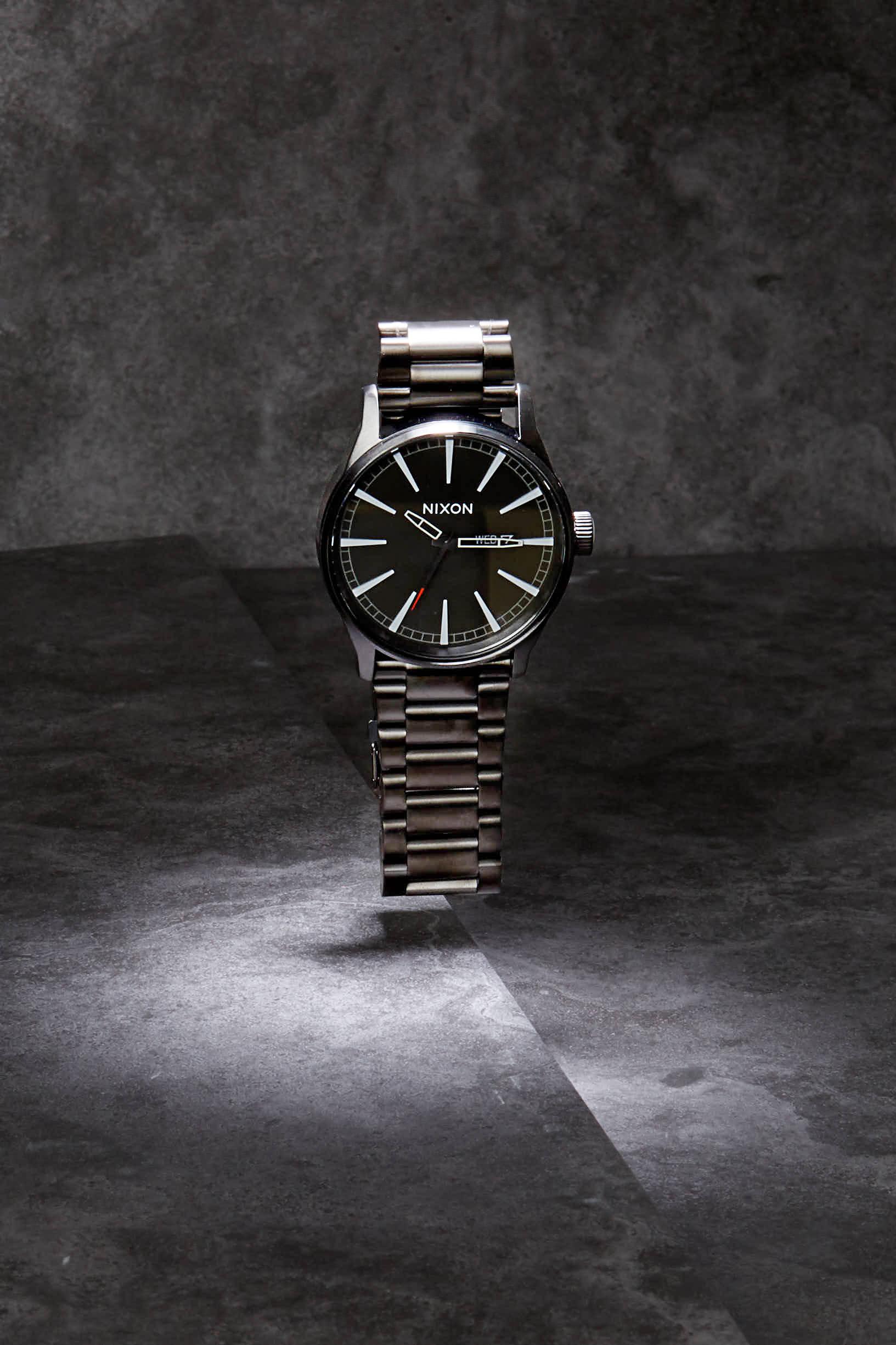 nixon watches (freestyleXtreme mag feature)