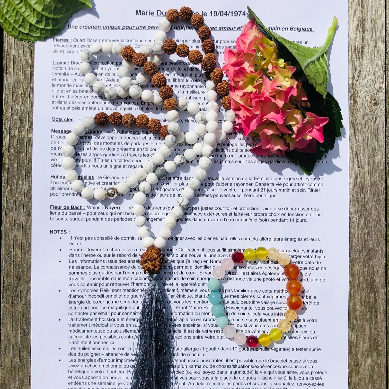 La Formule Magique - Une création personnalisée en connexion avec vos guides spirituels et anges gardien