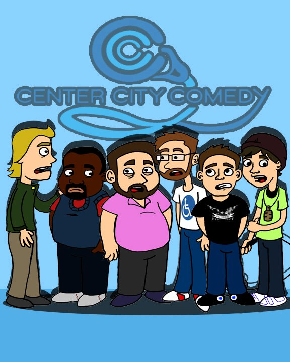 Listen to View From The Back by Center City Comedy.