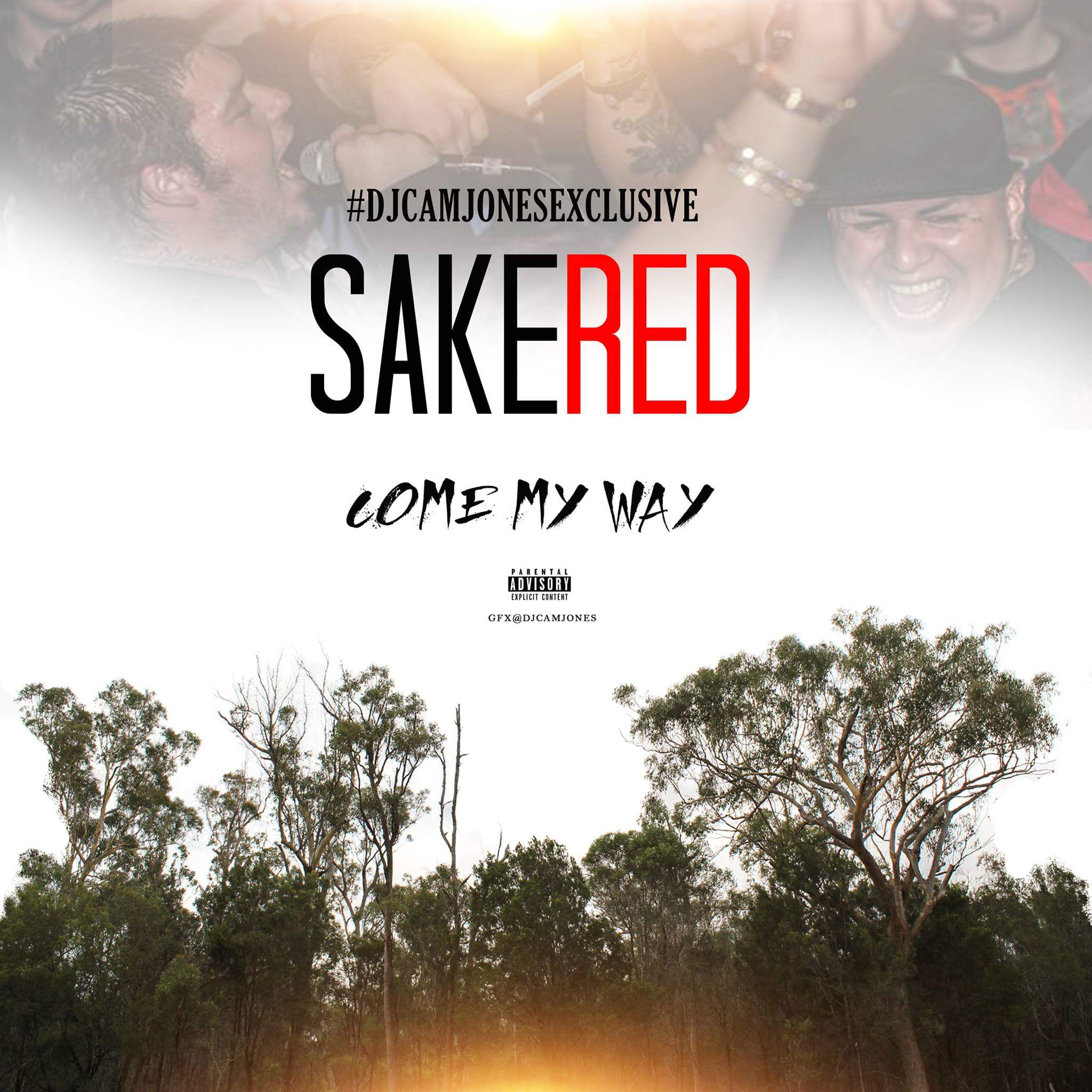 Listen to Come My Way by Sake Red.