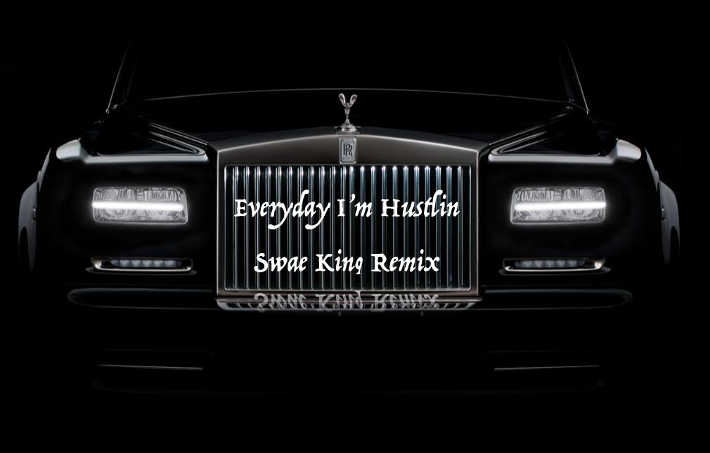 Listen to Hustlin by Swae King.