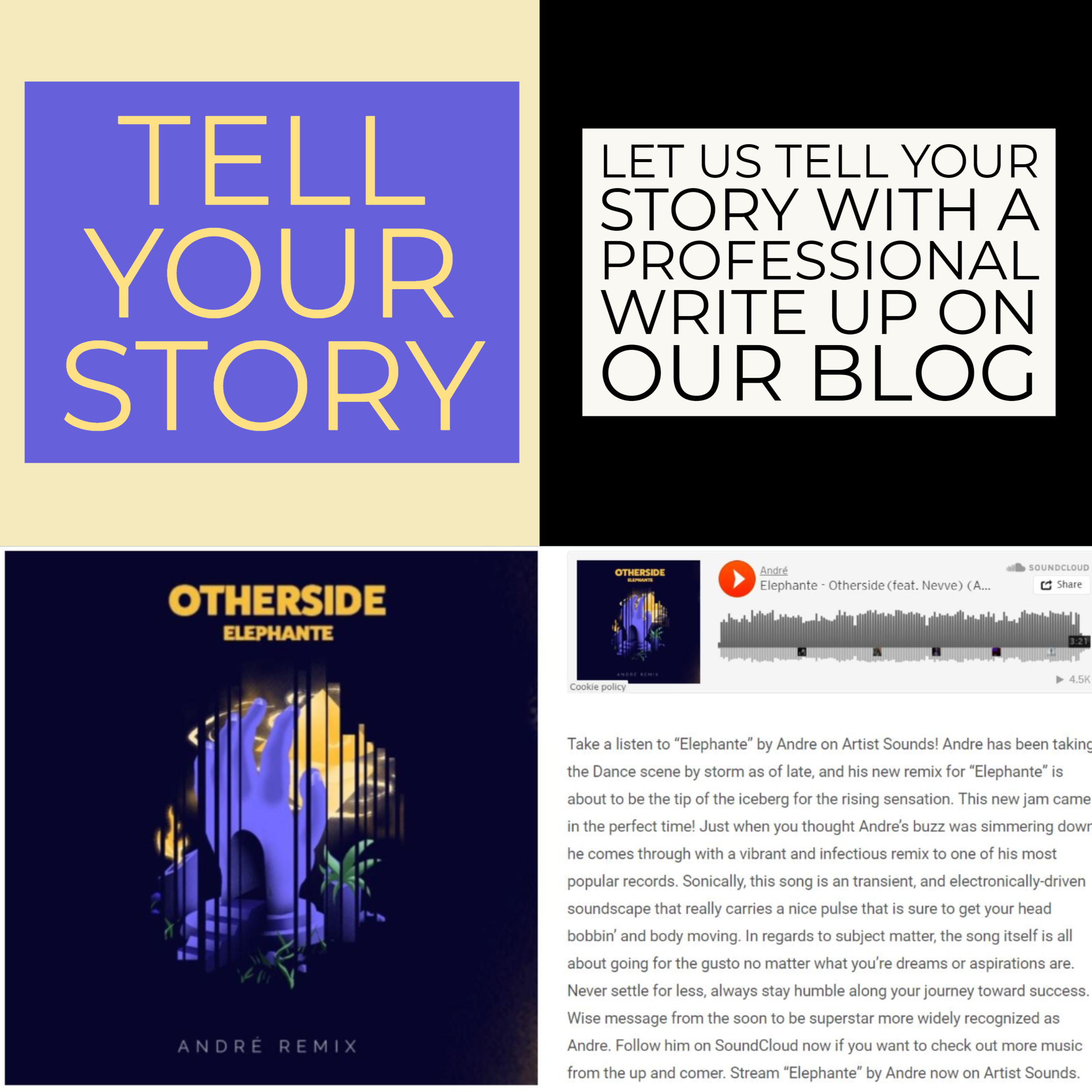 Blog Placement - Best Music Promotion Services for Up and Coming Artists