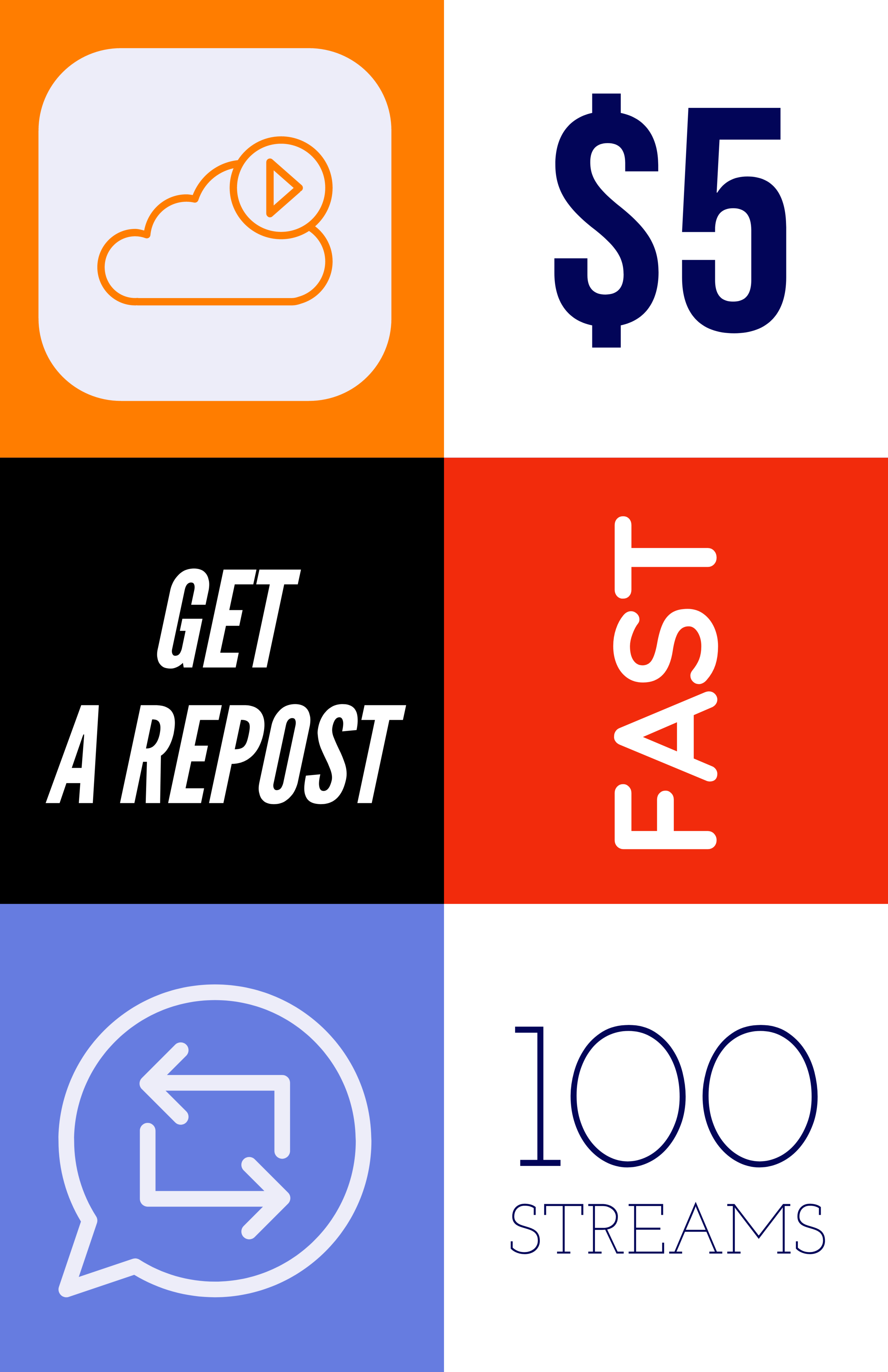 SoundCloud Repost - Best Music Promotion Services for Up and Coming Artists