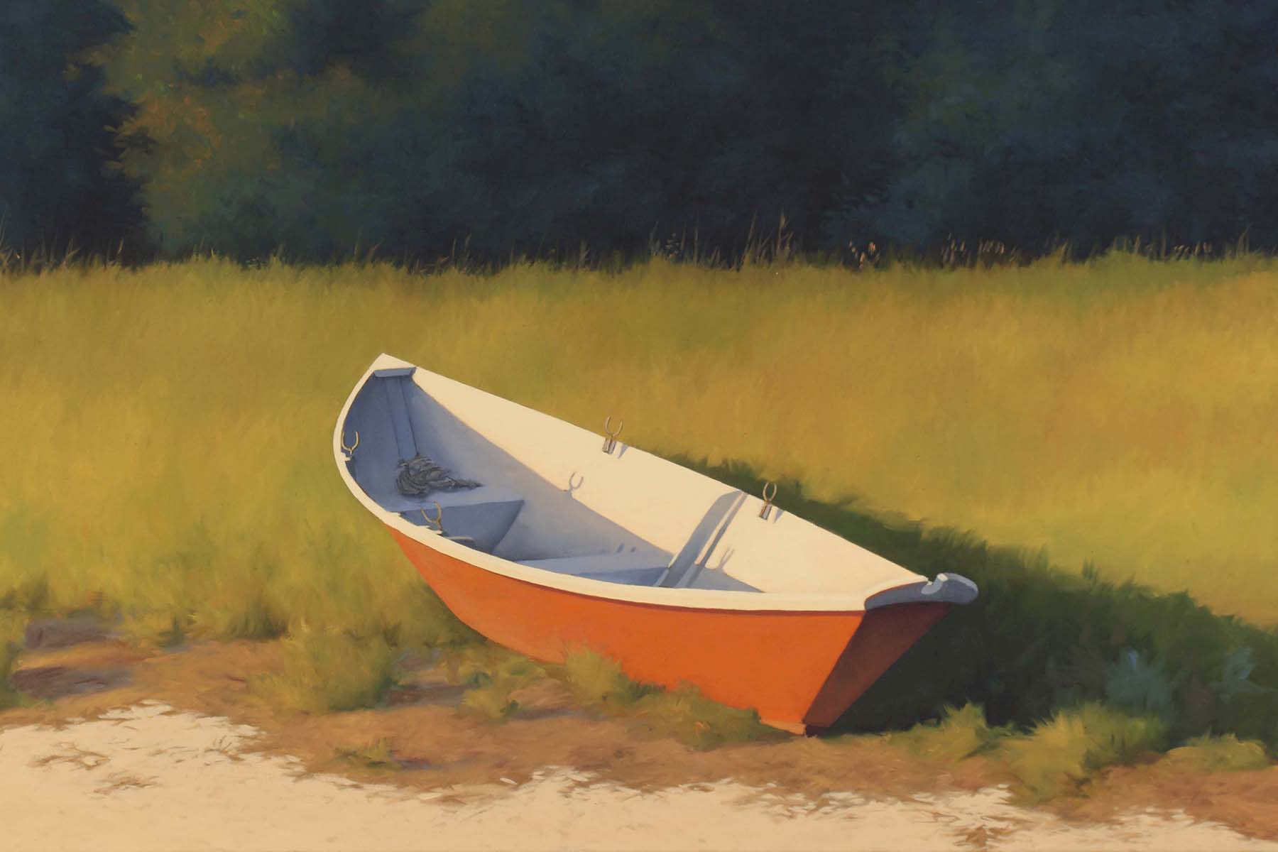 Red dory Jim Holland.jpg