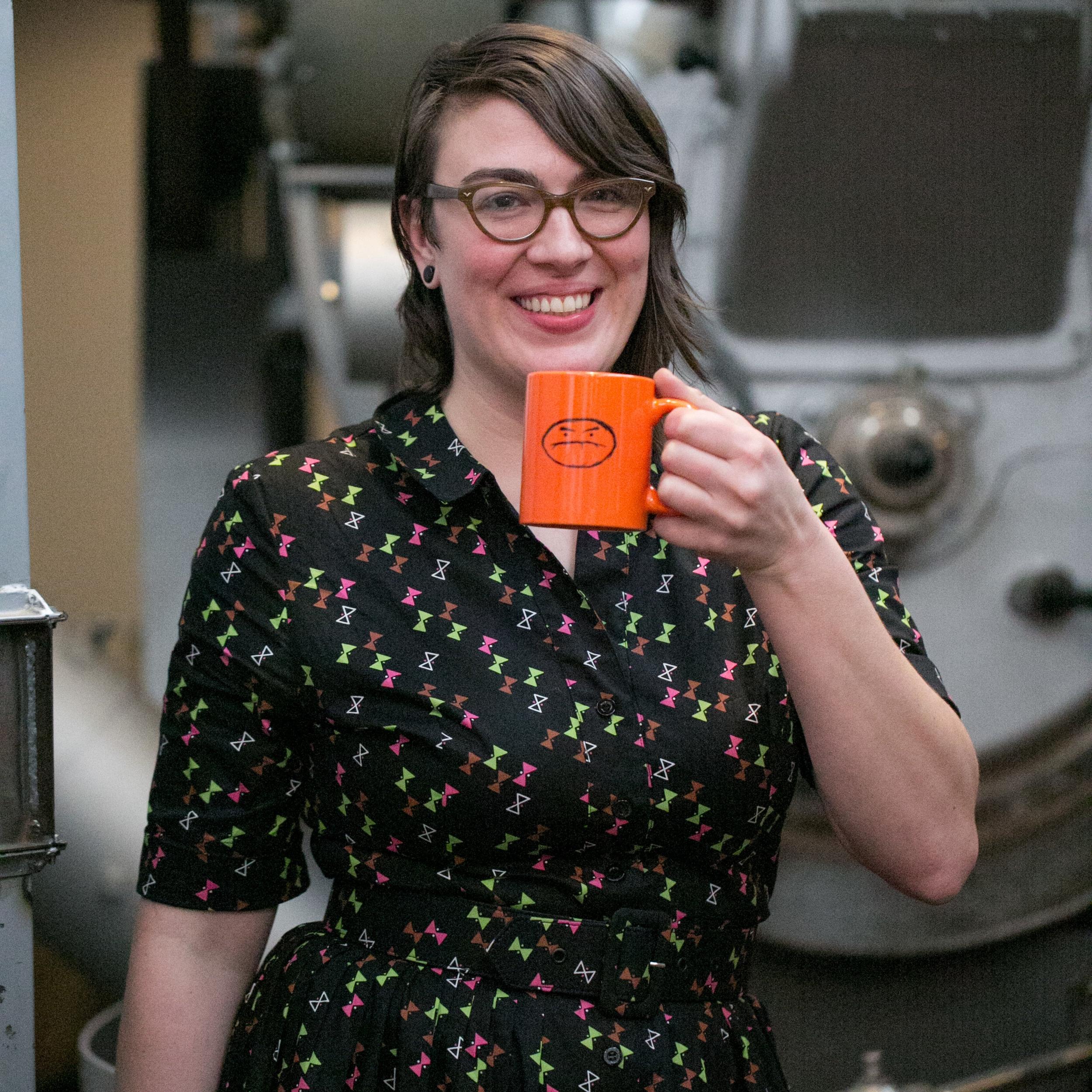Cheryl Kingan, Café Grumpy