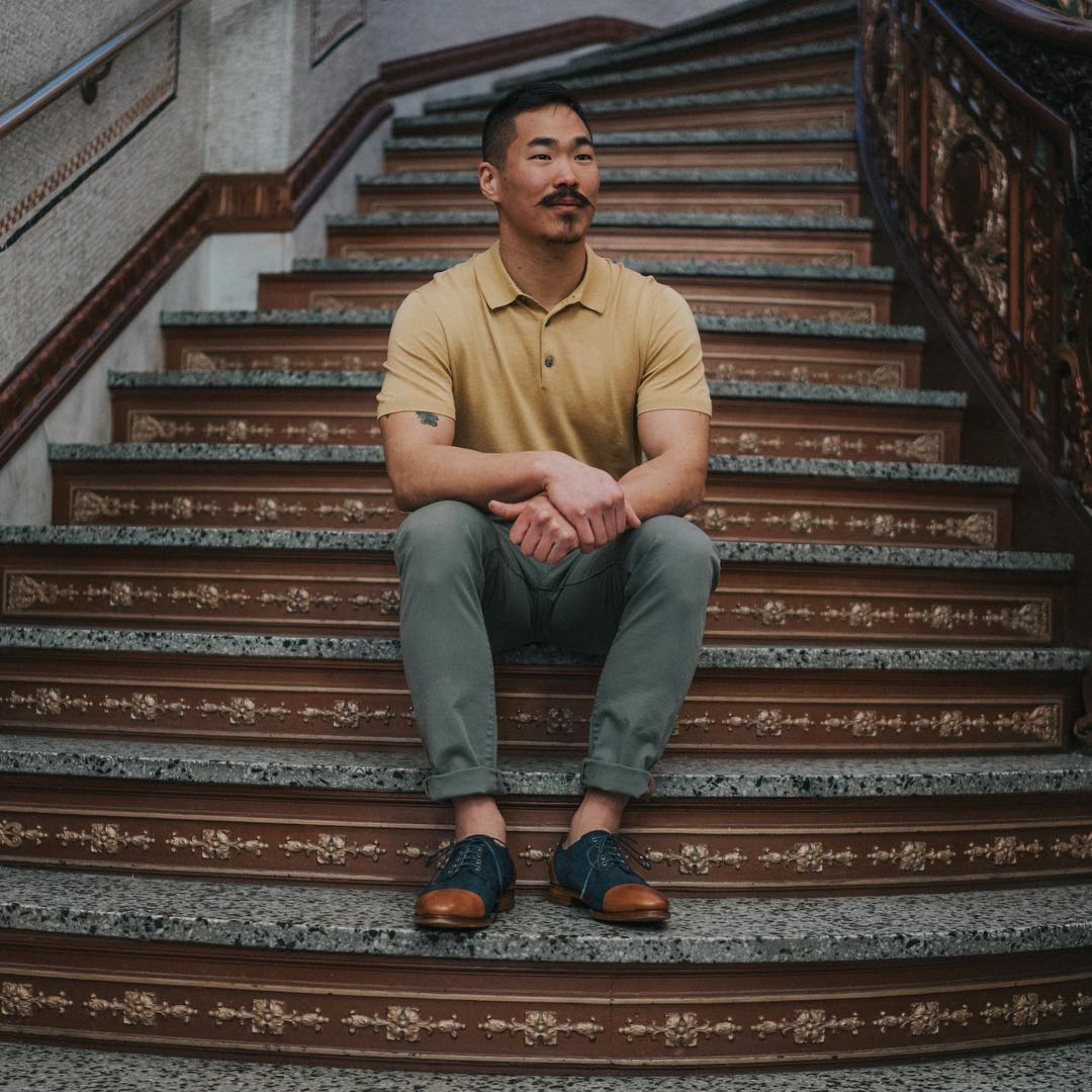 Eugene Kim  Eugene Kim is a Utah-native who's beginnings were rooted in advertising and application development. Although he still dabbles in his previous work, Eugene has developed a serious passion for coffee with help from both Utah's coffee community and the Bean Yard's Co-Founder, Rock Kim.