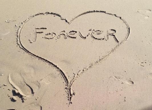 Forever, beach photo, ontario, Canada, the grey diaries