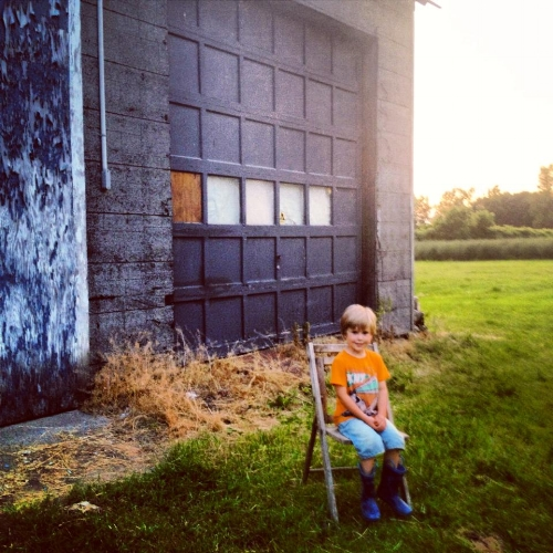 Life on the Farm, Canada