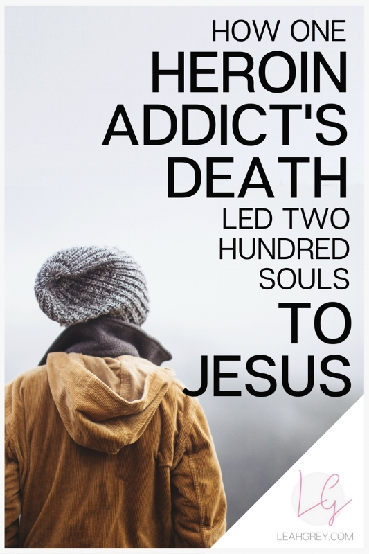 A powerful story from pastor Carl Lentz of Hillsong Church in New York City brought me to tears on a Sunday morning. I was so inspired by the story of a friend of his, who battled a heroin addiction, overdosing and leading hundreds to Jesus at his funeral. Click to read this powerful story and how the same principles can be applied to your own situation with addiction. Click to read more or PIN for later.