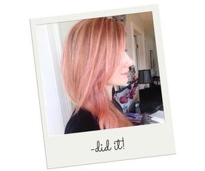 Leah Grey Pink Hair