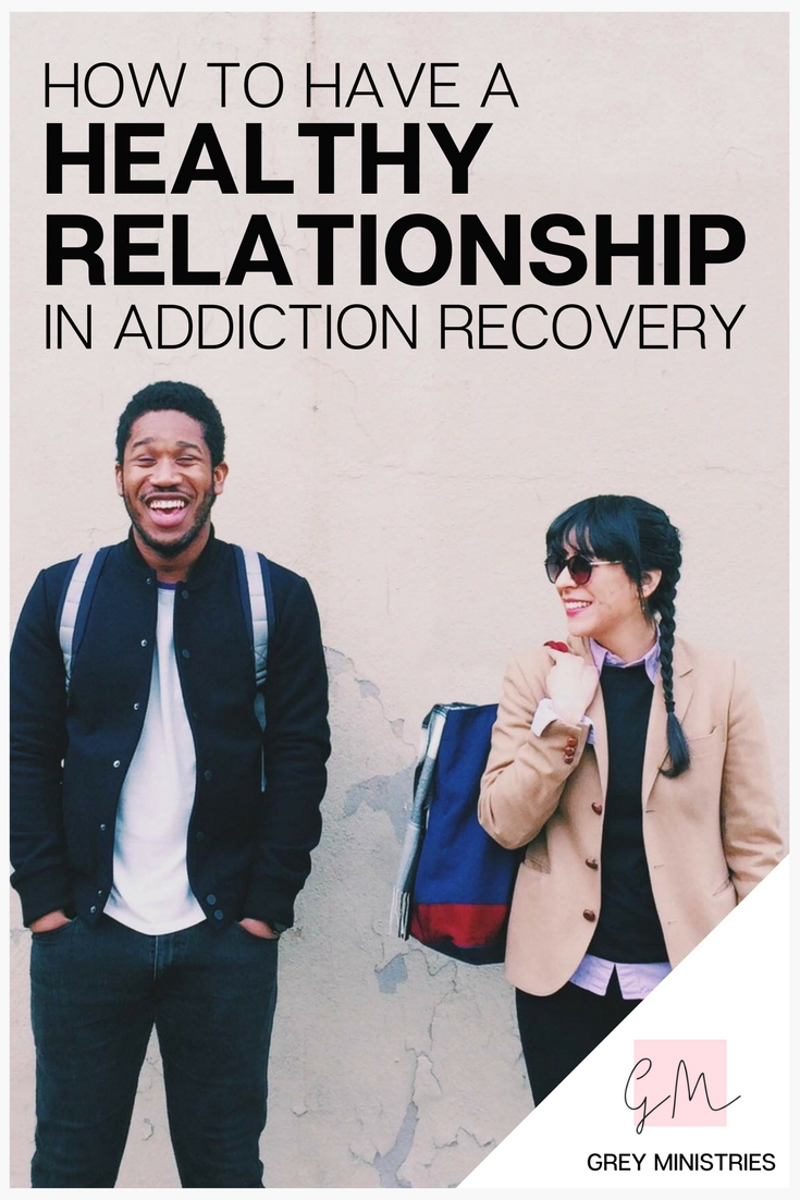 we cannot heal a relationship after addiction while we're still wallowing in the pain.  First comes forgiveness, then reconciliation and then restoration of the relationship. If we don't follow those steps, the negative patterns of addiction are doomed to repeat themselves. For mothers and spouses of addicts, read this post on more tips on forgiveness and fixing a relationship after addiction.